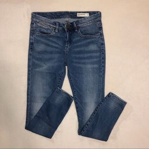 Blank NYC Intro Mid Rise Skinny Jeans